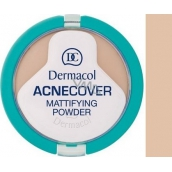 Dermacol Acnecover Powder For Problematic Skin 03 Sand 11 g