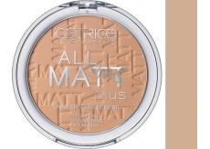 Catrice All Matt Plus Shine Control Powder Powder 030 Warm Beige 10 g