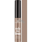 Essence Make Me Brow Eyebrow Gel Gel Mascara for Eyebrow 01 Blondy Brows 3.8 ml