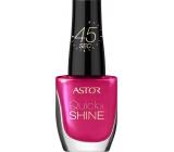 Astor Quick & Shine Nail Polish nail polish 203 Into The Sunset 8 ml