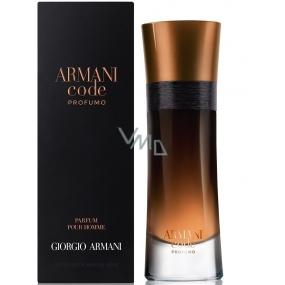 Giorgio Armani Code Profumo EdP 110 ml men's eau de toilette