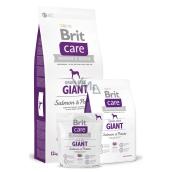 Brit Care Losos + brambor bezobilná receptura pro dospělé psy obřích plemen nad 45 kg 1 Kg Kompletní krmivo