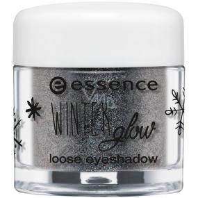 Essence Winter Glow eyeshadow 02 Stonecold 1.5 g