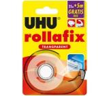 UHU Rollafix Invisible 19mmx25m + 5m Free 3807