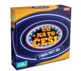 Albi What about the Czechs team party game for 3+ players, recommended age from 15 years