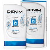 Denim Performance Extra Sensitive After Shave Balm for men, for very sensitive skin 100 ml