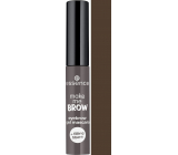Essence Make Me Brow Eyebrow Gel Eyebrow Mascara 04 Ashy Brows 3.8 ml