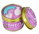 Bomb Cosmetics Happiness Even After - Happily Ever After Scented natural, handmade candle in a tin can burns for up to 35 hours