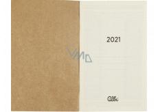 Albi Kalendárum 2021 refill for luxury diary