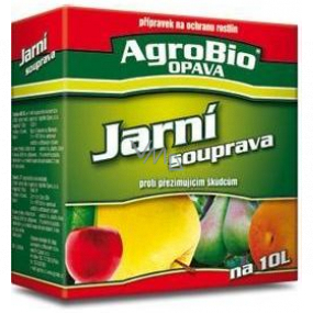 AgroBio Spring set against overwintering pests 2 ml and 5 ml per 10 l