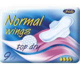 Micci Normal Wings Top Dry intimate inserts with wings 9 pieces