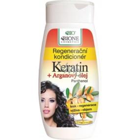 Bione Cosmetics Keratin & Argan Oil Regenerating Conditioner 260 ml