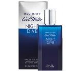 Davidoff Cool Water Night Dive EdT 50 ml men's eau de toilette