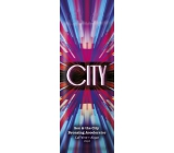 Soleo City with Caffeine Moisturizing bronze self-tanning tanning accelerator for solarium 15 ml
