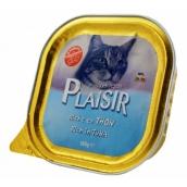 Plaisir Cat Tuna Tray 100 g