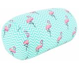 Albi Original Relaxing pillow Flamingos 16 x 33 cm