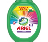 Ariel 3in1 Color Gel Caps for colored laundry protects and revives colors 80 x 27 g