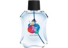 Adidas Team Five Eau de Toilette 100 ml Tester