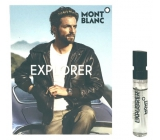 Montblanc Explorer EdT 2 ml men's eau de toilette spray, Vialka