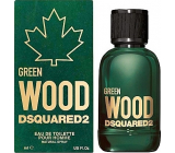 Dsquared2 Green Wood eau de toilette for men 30 ml