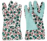 Spokar Gloves working garden flowers with dots