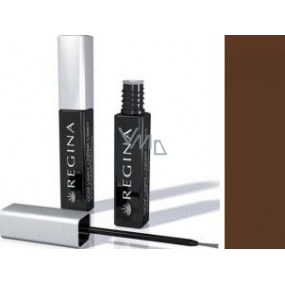 Regina Eyeliner with brush brown 5 ml