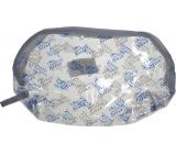 Etue Plastic with imprint PVC 24-2 18 x 12 x 4 cm 1 piece