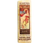 Bohemia Gifts & Cosmetics Alfons Mucha Honey and grain toilet soap 125 g