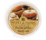 Heart & Home Baked apple Soy natural fragrant wax 27 g