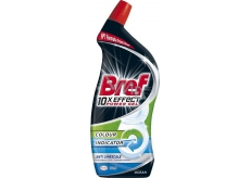 Bref 10x Effect Power Gel Anti Limescale Ocean tekutý WC čistič proti vodnímu kameni 700 ml