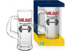 Albi Beer mug Muscle man 500 ml