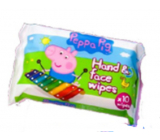 Jelly Works Peppa Pig - Pepa Piglet Wet Wipes 10 pieces