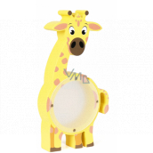 Albi Treasure chest wooden animal Giraffe 22 x 5 x max 22 cm