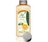 Naturalis Sweet Orange bath salt with the scent of orange 1000 g