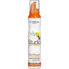 Loreal Paris Studio Line Curl Power foam hardener for wavy and curly hair 200 ml