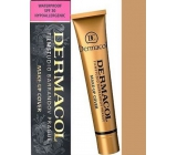 Dermacol Cover Make-up 218 waterproof for clear and unified skin 30 g
