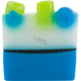 Bomb Cosmetics Malibu - Maliblue Natural glycerine soap 100 g