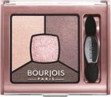 Bourjois Smoky Stories Quad Eyeshadow Palette Eye Shadow 02 Over Rose 3.2 g