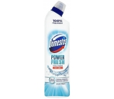 Domestos Power Fresh Total Hygiene Ocean Fresh disinfectant toilet gel 700 ml