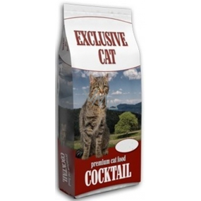 Delikan Exclusive Cocktail complete food for cats of all ages 2 kg