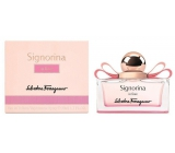 Salvatore Ferragamo Signorina in Fiore Eau de Toilette for Women 50 ml