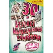 Nekupto Wiper birthday card Kámašútra 21.5 x 13.5 cm 30 G 30 3337