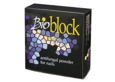 Bio Block protiplísňový prášek - nehty na rukách 3 x 0,1g
