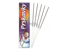 Sparklers 16 cm 10 pieces II. hazard class marketable from 18 years