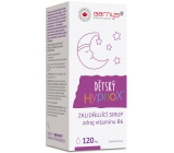Barnys HypnoX soothing syrup for easy falling asleep for children 120 ml
