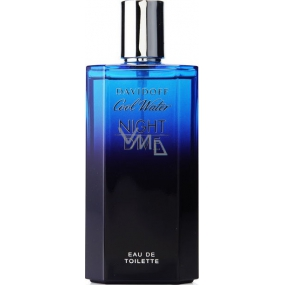 Davidoff Cool Water Night Dive EdT 125 ml men's eau de toilette