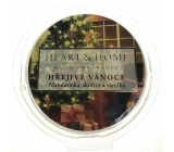 Heart & Home Warm Christmas Soybean Natural Scented Wax 27 g