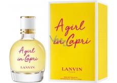 Lanvin A Girl in Capri EdT 50 ml eau de toilette Ladies