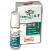 Dr. Müller Tea Tree 100% Oil Roll 4 ml
