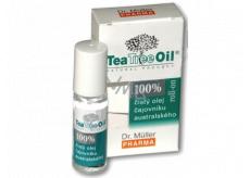 Dr. Müller Tea Tree 100% Oil Roll 4 ml